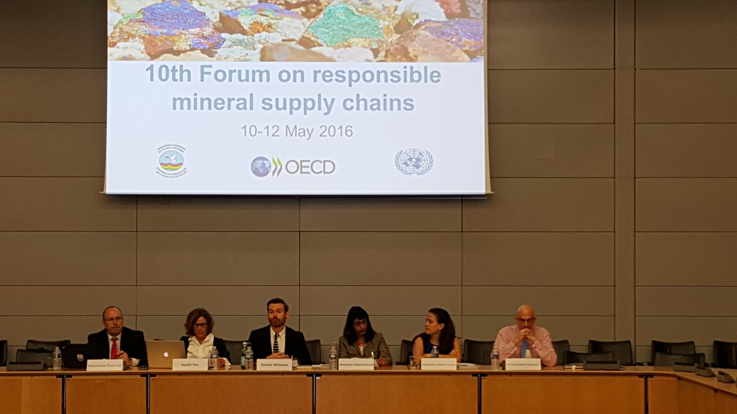 Highlights from 10th Forum on Responsible Mineral Supply Chains